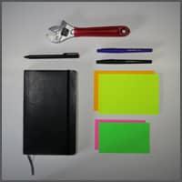 Lighting Tech Kit Crescent Wrench