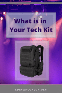 What is in Your Tech Kit Condor Convoy Bag