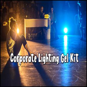 Corporate Lighting Gel Kit