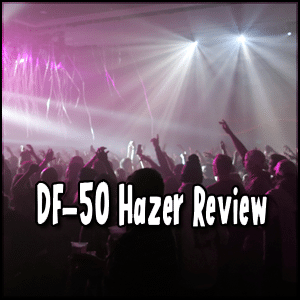 Reel EFX DF 50 Hazer Review