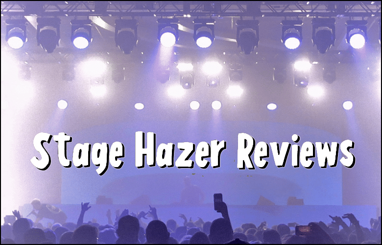 Stage Hazer Reviews